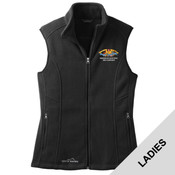 EB205 - EMB - Friends of Scouting Ladies Fleece Vest (For gifts of $500 to $999)