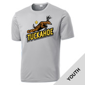 N123 - Tuckahoe Camper - S8.1-2017 - Sub - YST350 - Camp Tuckahoe Youth Wicking T-Shirt