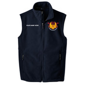 N123 - Sasq Lodge - S4.1-2017 - Emb - F219 - Sasquesahanough Lodge Fleece Vest