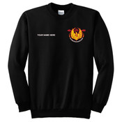 N123 - Sasq Lodge - S4.1-2017 - Emb - PC90 - Sasquesahanough Lodge Crewneck Sweatshirt