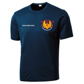 N123 - Sasq Lodge - S4.1-2017 - Emb - ST350 - Sasquesahanough Lodge Wicking T-Shirt