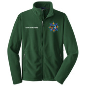 N123 - Rendezvous - S18.0-2017 - Emb - ST350 - Rendezvous Fleece Jacket