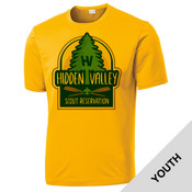 YST350 - N123-S11.1-2017 - SUB - Hidden Valley Camper Youth Wicking T-Shirt