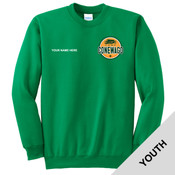 PC90Y - N123-S12.0-2017 - EMB - Conewago Camper Youth Crewneck Sweatshirt