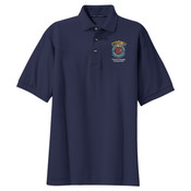 K420 - EMB - Friends of Scouting Pique Polo (For gifts of $300 to $499)